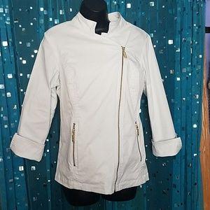 Bob Mackie white jacket